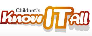 childnet's know it all logo and link to site