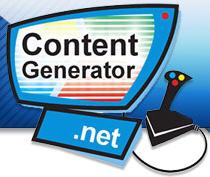 content generator