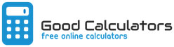 Good Calculators logo