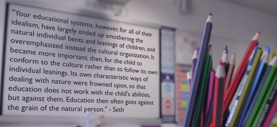 Seth on education - elearningcentral.info