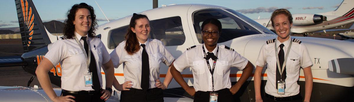 Women in Aviation - www.elearningcentral.info